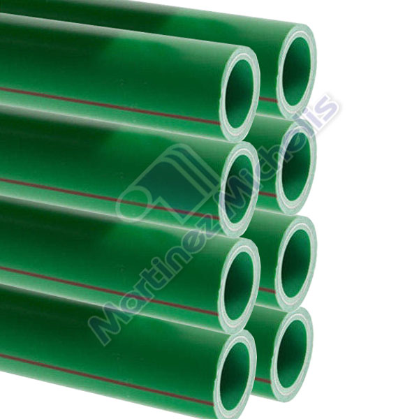Ca erias y tubos tubo vinilit ppr pn20 mart nez - Tuberias de ppr ...